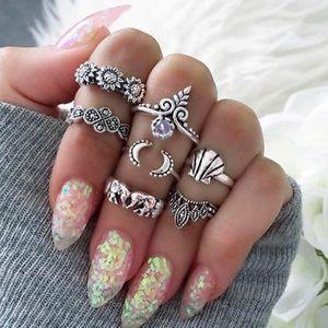 Jewelry - Balance Midi Rings Set